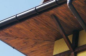 Подшивка крыши: как это сделать?