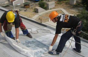 Что делать, если течёт крыша в доме?