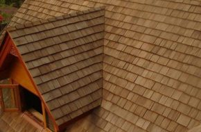 Монтируем крышу из дранки