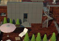 Дом с эксплуатируемой крышей