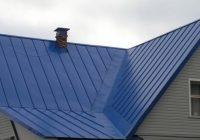 Чем лучше и дешевле покрыть крышу дома?