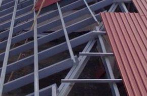 Как правильно рассчитать профнастил на крышу?